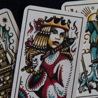 Queen of Wands Psychic Fair