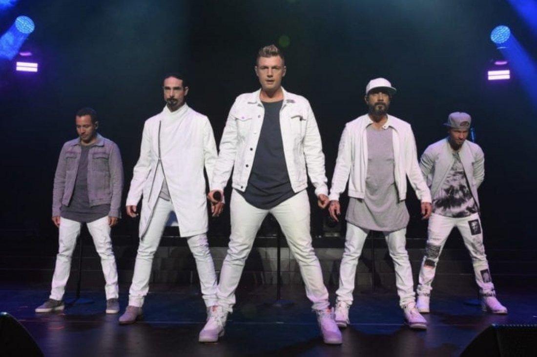 Backstreet Boys at Budweiser Stage - Toronto, Toronto, ON
