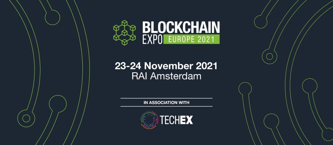 Blockchain Expo Europe 2021