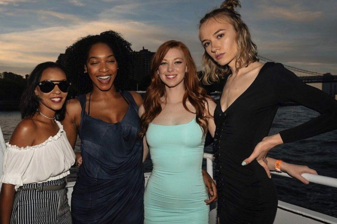 NYC Summer Sunset Hip Hop vs Reggae\u00ae Cruise Skyport Marina Jewel Yacht