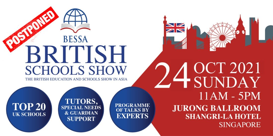 BESSA Singapore 2021 (Postponed until further notice)