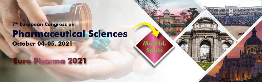 7th European Congress on Pharmaceutical Sciences
