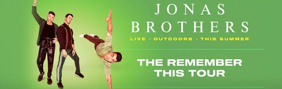 The Remember This Tour - Jonas Brothers