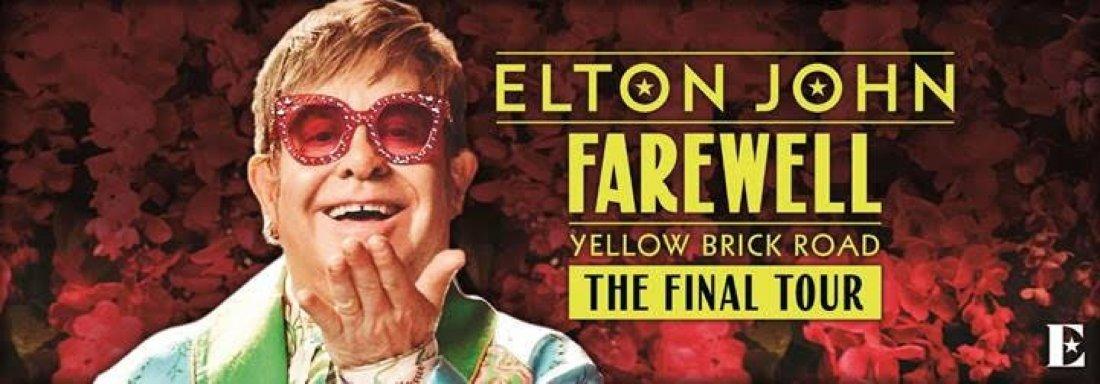 Elton John 2022