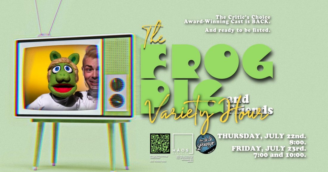 The Frogpig and Friends Variety Hour