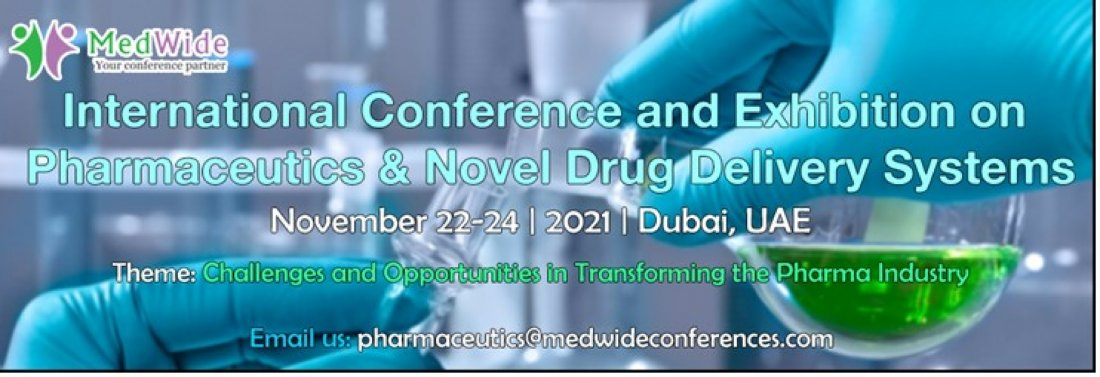 International Conference and Exhibition on Pharmaceutics & Novel Drug Delivery Systems