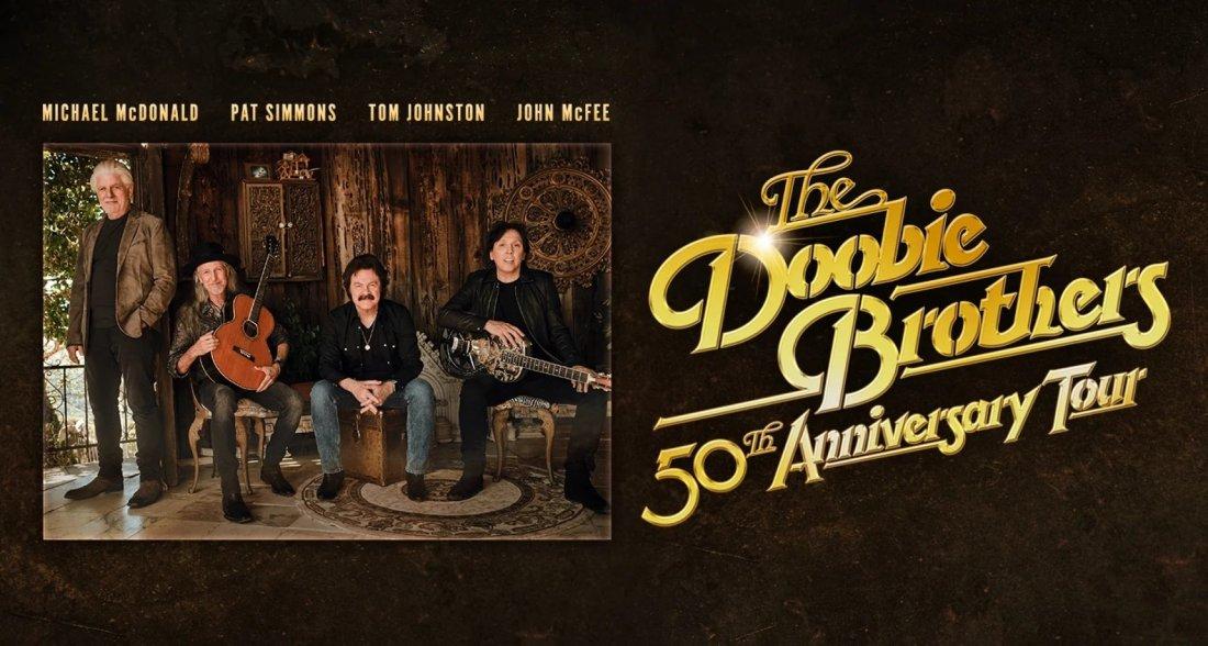 Doobie Brothers 50th Anniversary Tour