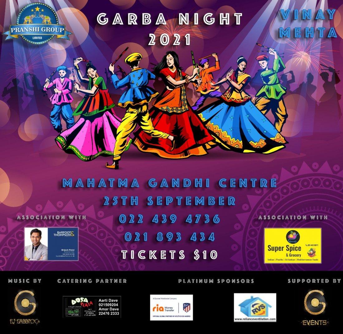 Garba Night 2021