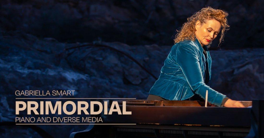 PRIMORDIAL - Gabriella Smart