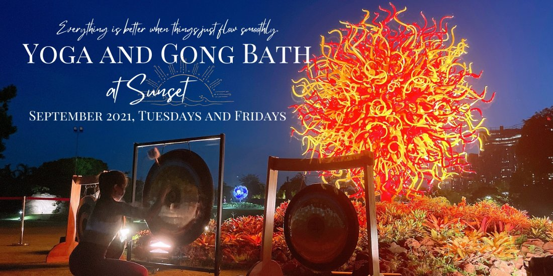 September Yoga & Gong Bath by lululemon Ambassador Dawn Sim #thatmomoffour (Session 4)