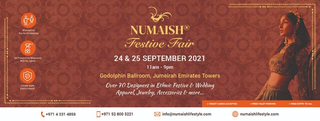 NUMAISH Festive Fair 2021
