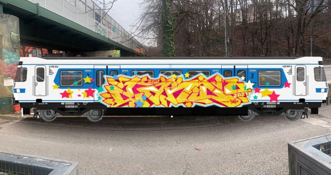 An die Freund*innen urbaner Kunst