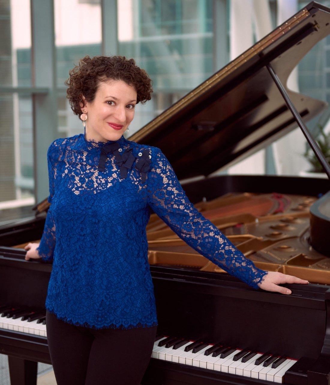 DAME MYRA HESS MEMORIAL CONCERTS |  CLARE LONGENDYKE, PIANO