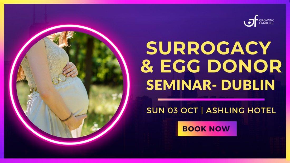 Surrogacy and Egg Donor Seminar
