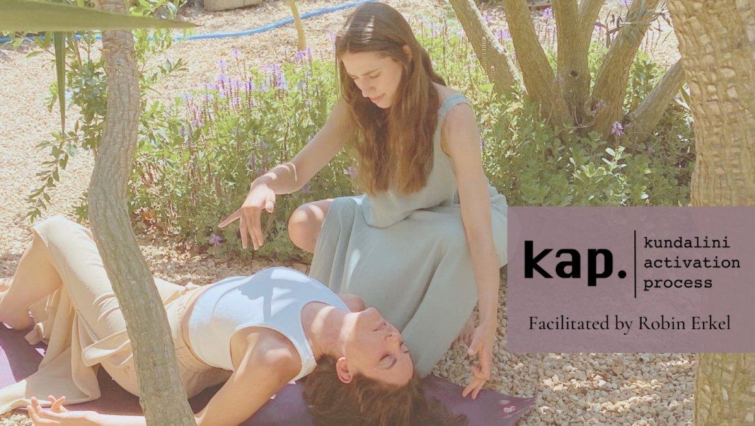 KAP Kundalini Activation Process Amsterdam (special event with 2 facilitators)