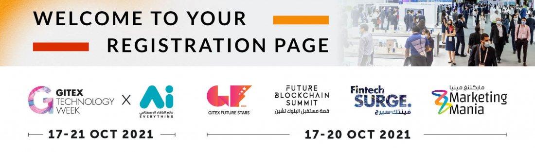 Meet Us At GITEX Dubai 2021