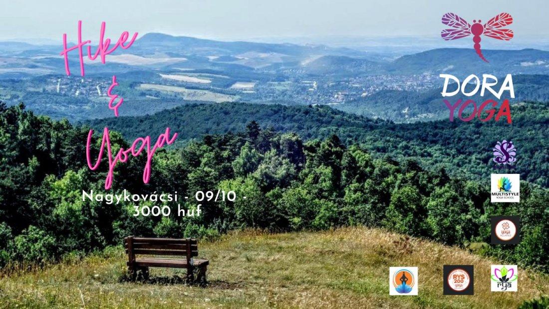 Spiritual Hike&Yoga - Nagykov\u00e1csi