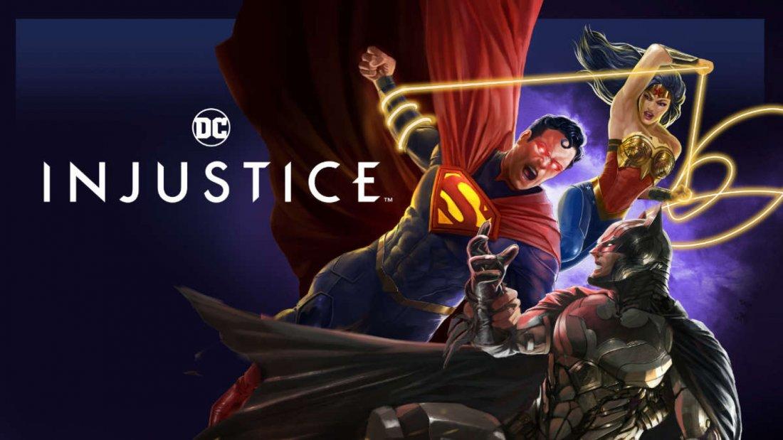 Free screening of Injustice Gods Among us Animated movie