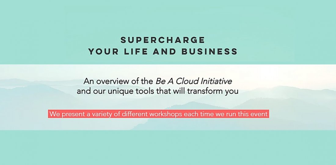 Supercharge your life and business