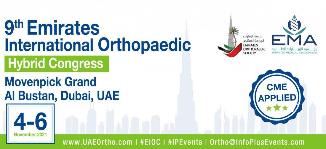 9th Emirates International Orthopedic Hybrid Congress