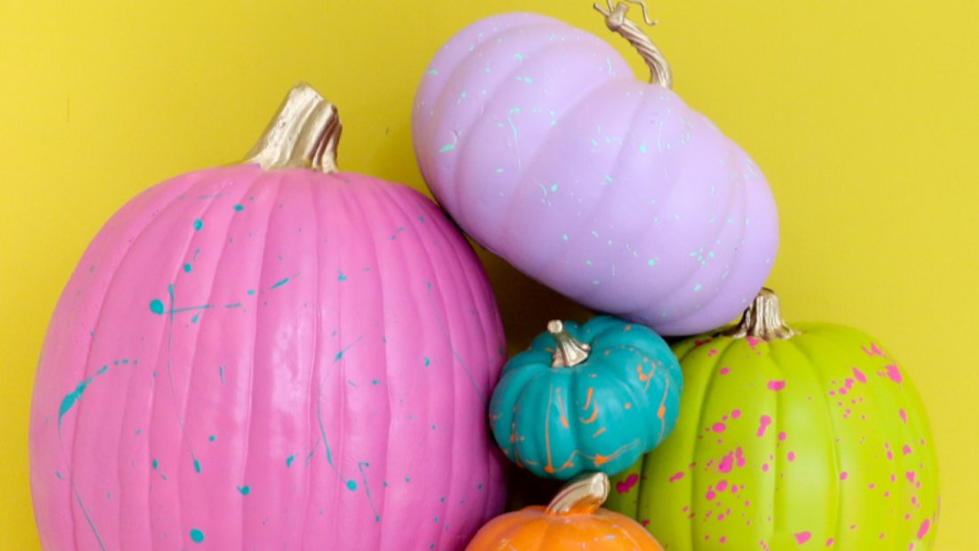 No-carve pumpkin decor workshop