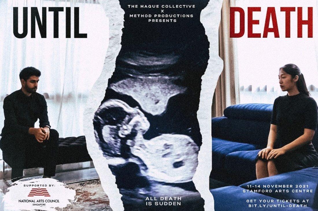 Until Death [11th-14th Nov] Stamford Arts Centre